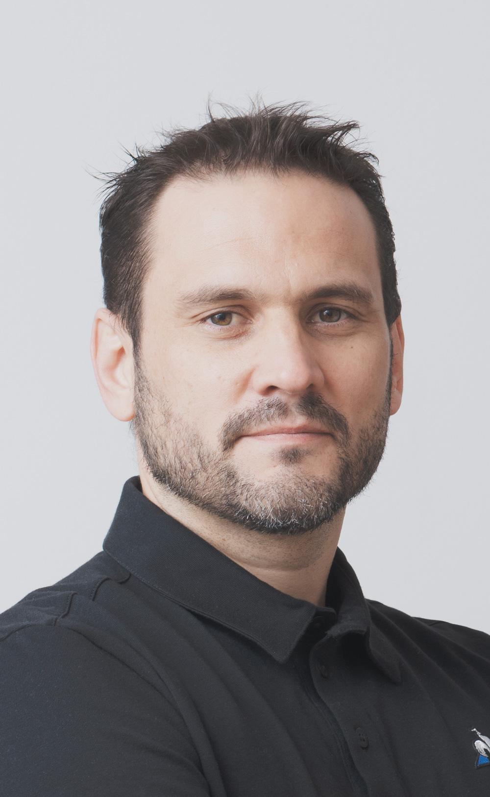 Portrait de Nicolas Souchet